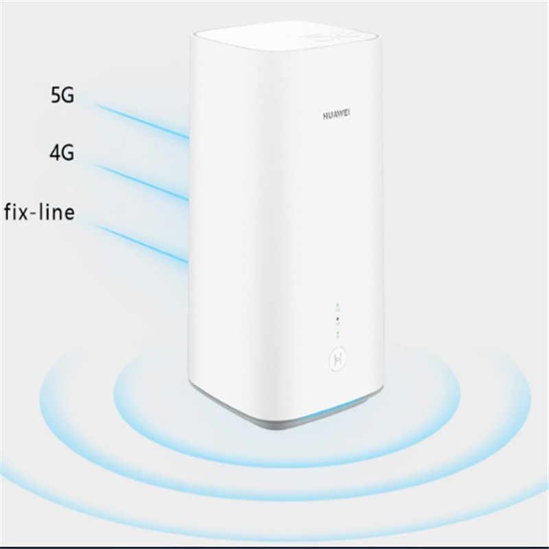 Boîte scellée d'origine Huawei 5G CPE Pro (H112-372) Balong 5000 CPE routeur sans fil 3GPP libération 15 5G (n41/n77/n78/n79)