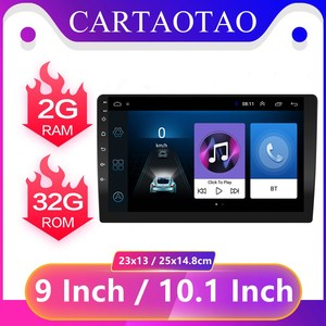 Android 8.1 Stereo Car Radio for Hyundai Kia Lada 7/9/10.1 inch Universal Host 2din Car Radio Navigation Video Multimedia Player