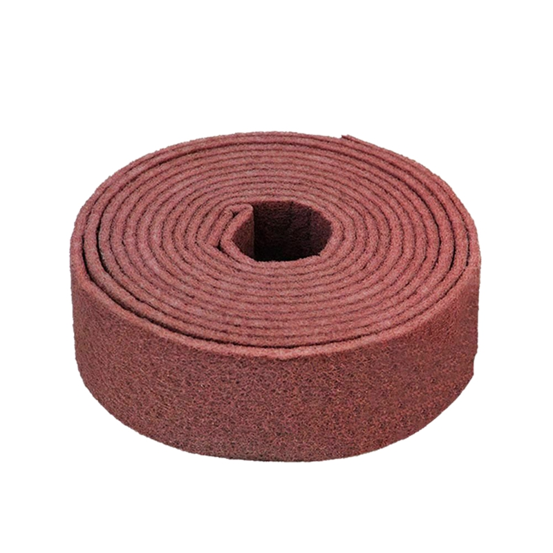 Emery Sponge Scouring Pad Scrubbing Scouring Finishing Abrasive For Kitchen Industry Clean