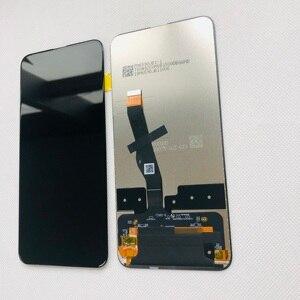 Image 4 - Pantalla LCD de 6,59 pulgadas para Huawei Y9 Prime 2019 STK LX1 honor 9X STK L21 Original, piezas de montaje y herramienta de digitalizador con pantalla táctil, color negro