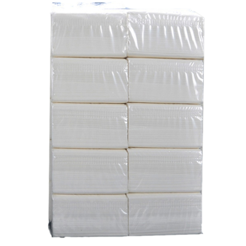10 Packs / Toilet Paper 3 Layers Of Toilet Paper, Household Paper 90 Pumps