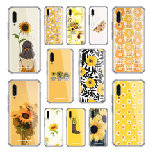 Aesthetics Yellow Pattern Case for Samsung Galaxy A