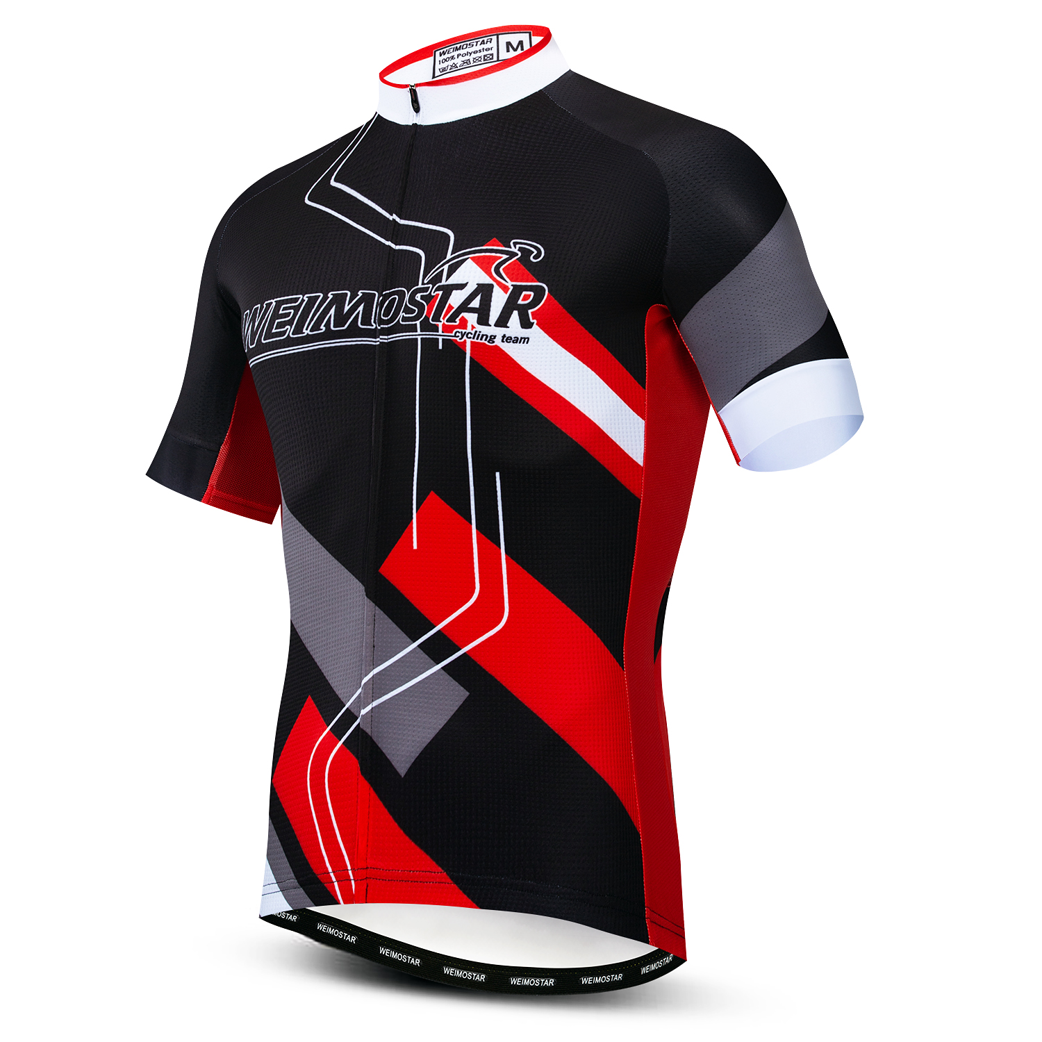 Mtb Jersey Shirt Short-Sleeve Mountain-Bike-Clothing Bicycle Road-Cycling Pro-Team Weimostar