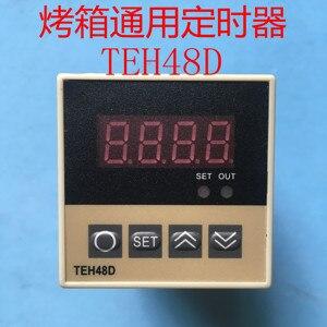 Оригинальный Новый Южный/Setstar TEH-48D газовый таймер для электрической печи реле времени Таймер сигнализация TEH48D 99M59S tsz48 220V 10A