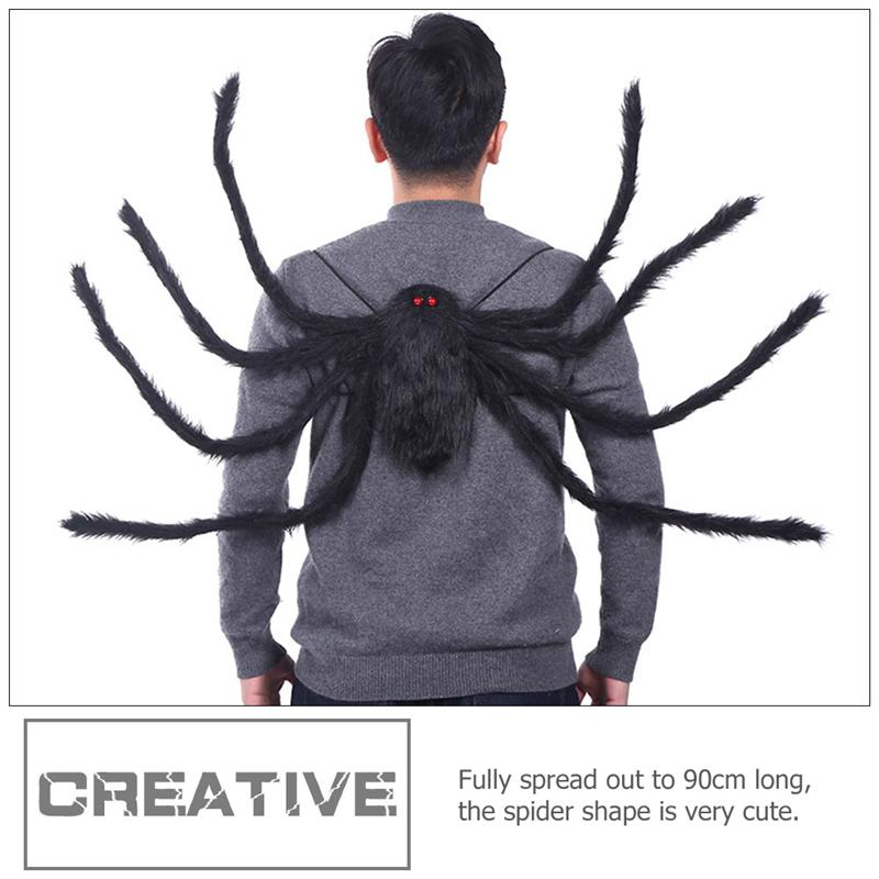 2 pcs forma de aranha sacos halloween 04