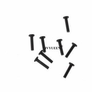 Image 5 - IVYUEEN 10 шт., высококачественные алюминиевые винты для переключателя, NS Joy Con Y Tri/Wing, запасные части для контроллера JoyCon