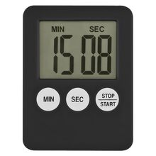 Nouveau 1Pc 7 couleurs Super mince LCD écran numérique cuisine minuterie carré cuisson compte à rebours alarme aimant horloge