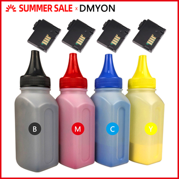 DMYON 4 Bottled EA Toner Powder 4 Chip Compatible For Xerox Phaser 6000 6000B 6010 Workcentre 6015 6015v Printer Cartridge toner cartridge compatible xerox phaser 6180 toner cartridge