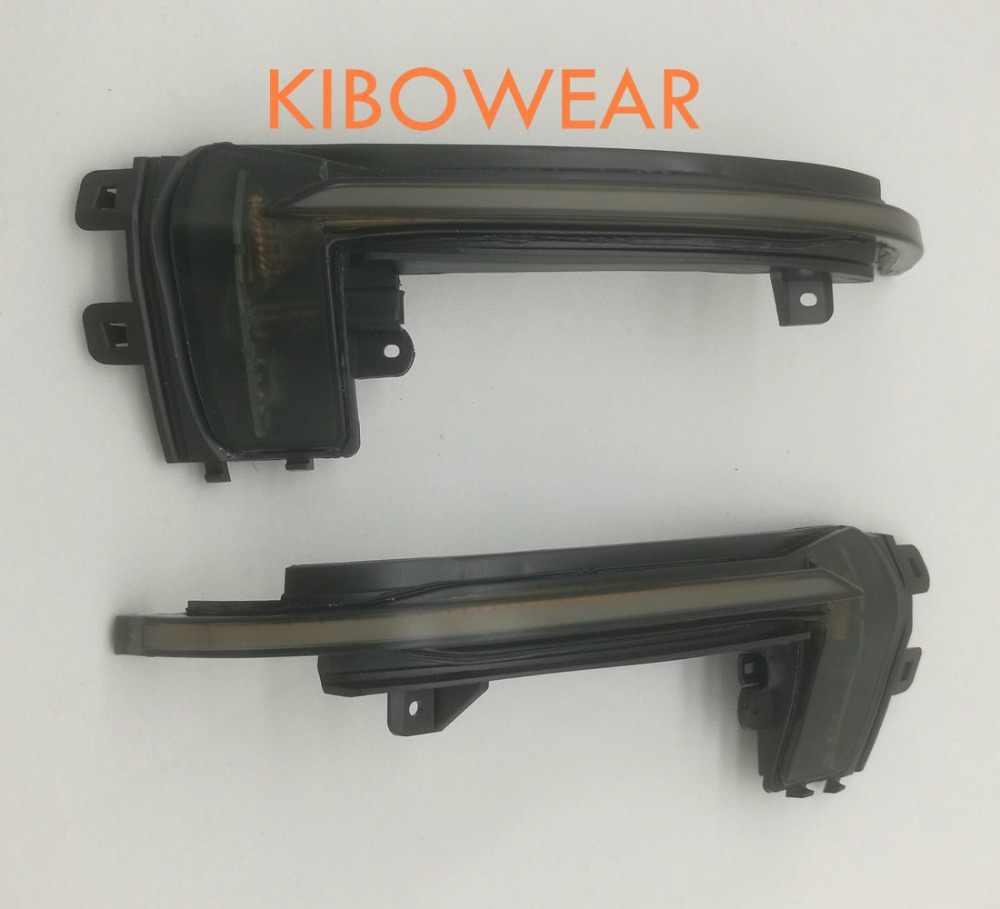 Kibowear Voor Audi A4 A5 B8.5 RS5 RS3 A3 8P Dynamische Richtingaanwijzer Led Blinker RS4 Sline S5 Sequentiële side Spiegel Licht 2013 2016