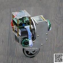 Eenwieler Balanceren Auto Eenwieler Zelfbalancerende Robot Enkel Wiel Underactuated Systeem Pid Automatisering
