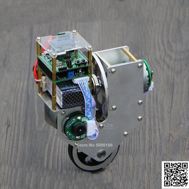 Einrad Balancing Auto Einrad Selbst ausgleich Roboter Einzigen Rad Underactuated System PID Automatisierung