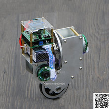 Unicycle Balancing Car Unicycle Self balancing Robot Single Wheel Underactuated System PID Automation