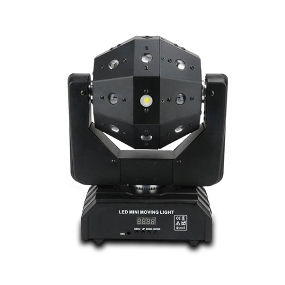 Luz láser dj dmx512 barra de control de sonido efecto iluminación led cabeza móvil Luz de escenario Tuya ZigBee, dispositivo inteligente para hogar con entrada, dispositivo compatible con aplicación add, Control de luz inteligente ZigBee 3,0, mando a distancia inalámbrico