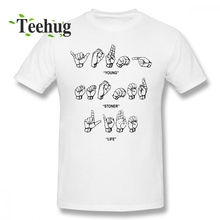 Slime Language T shirt Young Thug Tees Homme Tee Shirt Boy Leisure Unique Design For Quality Cotton