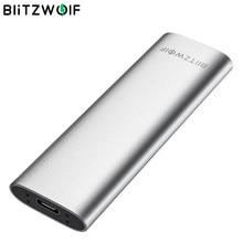 BlitzWolf SSD DA 256GB 512GB USB 3.1 Gen 1 Ad Alta Velocità del Disco Rigido con il Tipo-C Porta Portatile disco A Stato solido Supporto OTG per il Mobile