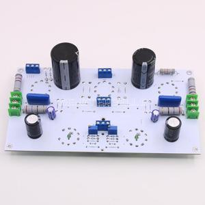 Image 4 - 6N2/6N1 6P1 3W * 2 stereo güç amplifikatörü bitmiş kurulu içerir elektronik tüp amplifikatör kurulu ile 6E2 seviye göstergesi