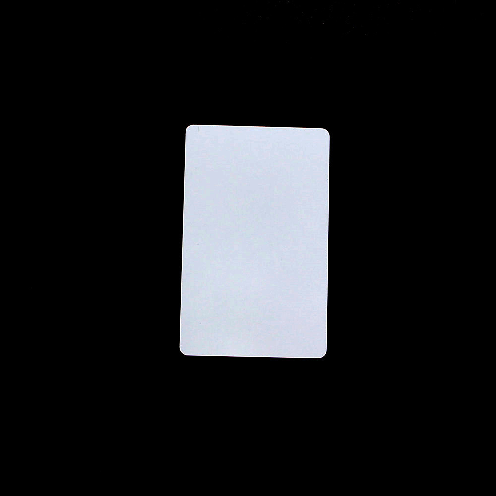 1pcs NFC Thin Smart Card Tag MF 1k S50 IC 13.56MHz Read & Write RFID  ISO 14443A Car For Access Control System
