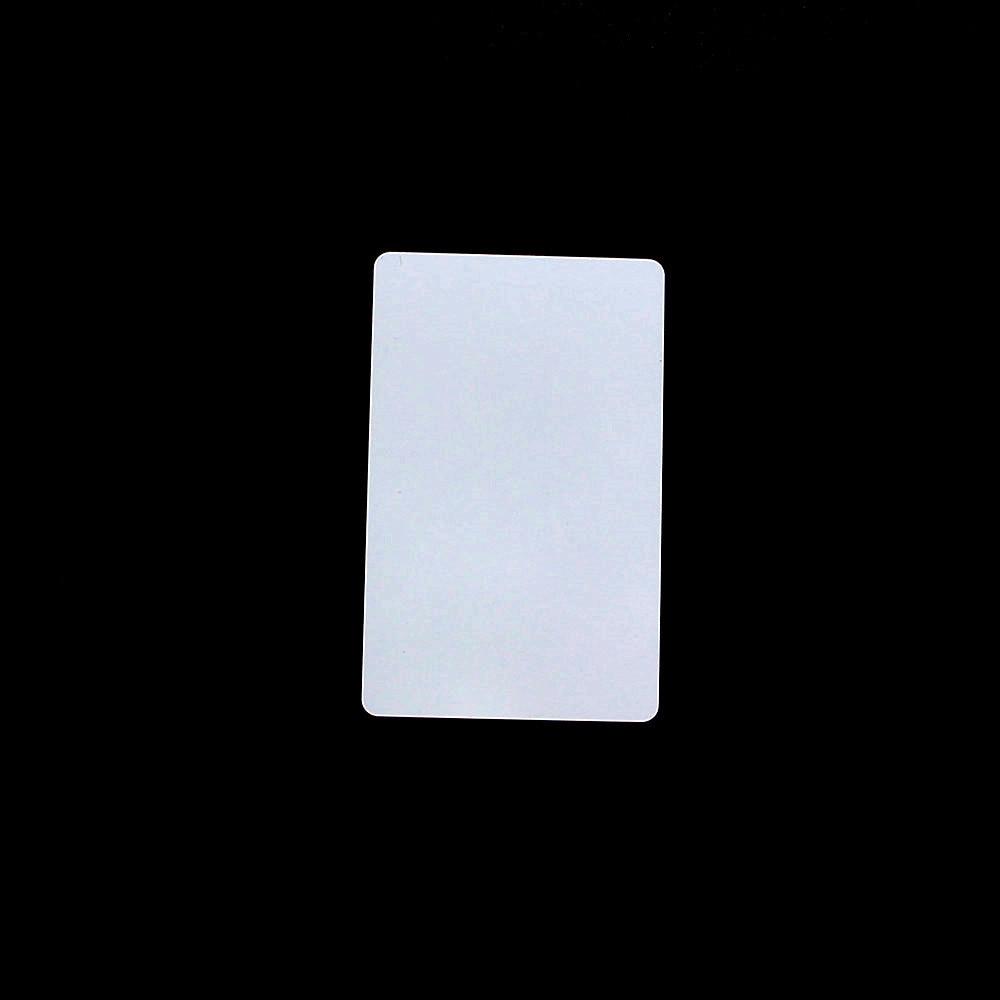 100pcs NEW NFC thin smart card tag 1k S50 IC 13.56MHz Read /& Write RFID