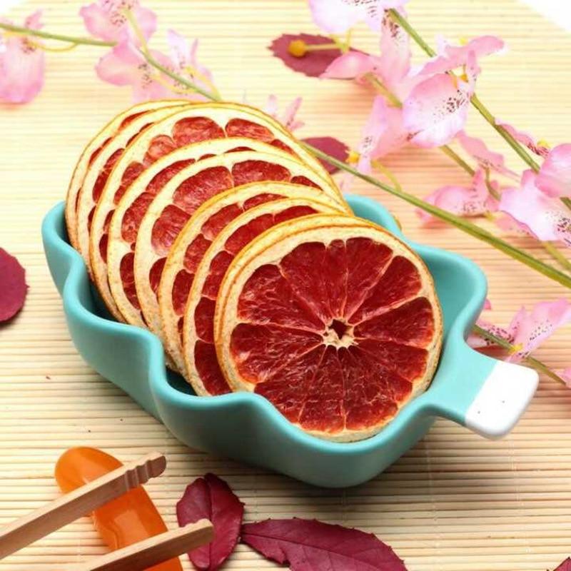Fruit Tea Handmade Fruit Grapefruit Dry Film in Bulk Herbal Tea Dried Pomelo flower tea for beauty and health 1