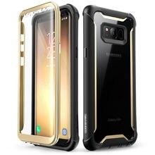I BLASON Voor Samsung Galaxy S8 Plus Case Originele Ares Serie Full Body Robuuste Clear Bumper Case Met Ingebouwde in Screen Protector