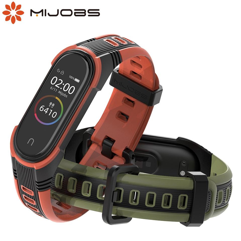For Xiaomi Mi Band 4 Strap Bracelet For Mi Band 3 Strap Silicone Correa Wrist Smart Wristbands For Mi Band 5 Global Version X