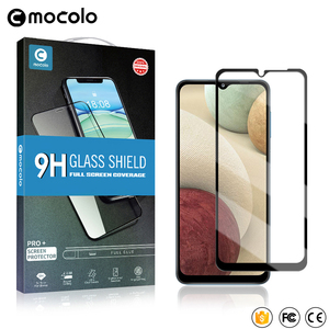 Image 1 - Mocolo Oleophobic 2.5D 9H แบบเต็มหน้าจอกระจกนิรภัยฟิล์มสำหรับ Samsung Galaxy A12 A31 A10 12 31 10 32/64 GB Global Protector
