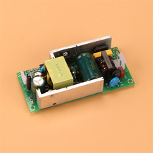 AC-DC 12V5A 24V2.5A 60W Switching Power Supply Module Bare Circuit 220V to 12V 24V Board for Replace / Repair