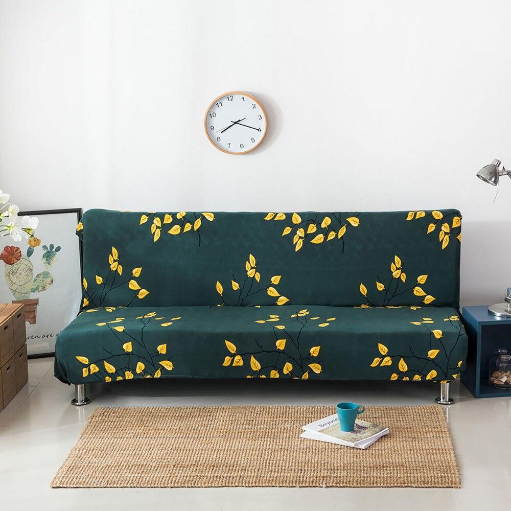 Купить эластичный чехол для дивана гостиной с цветочным принтом много