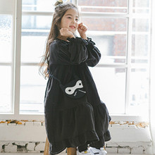 New 2020 Girls Dress  Autumn Cotton Kids Flare Children Casual Clothes Toddler Clothes Choose A Smaller Size,#2259