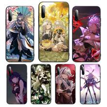 Anime beauties Phone Case For SamsungA 01 11 31 91 80 7 9 8 12 21 20 02 12 32 star s eCover Fundas Coque