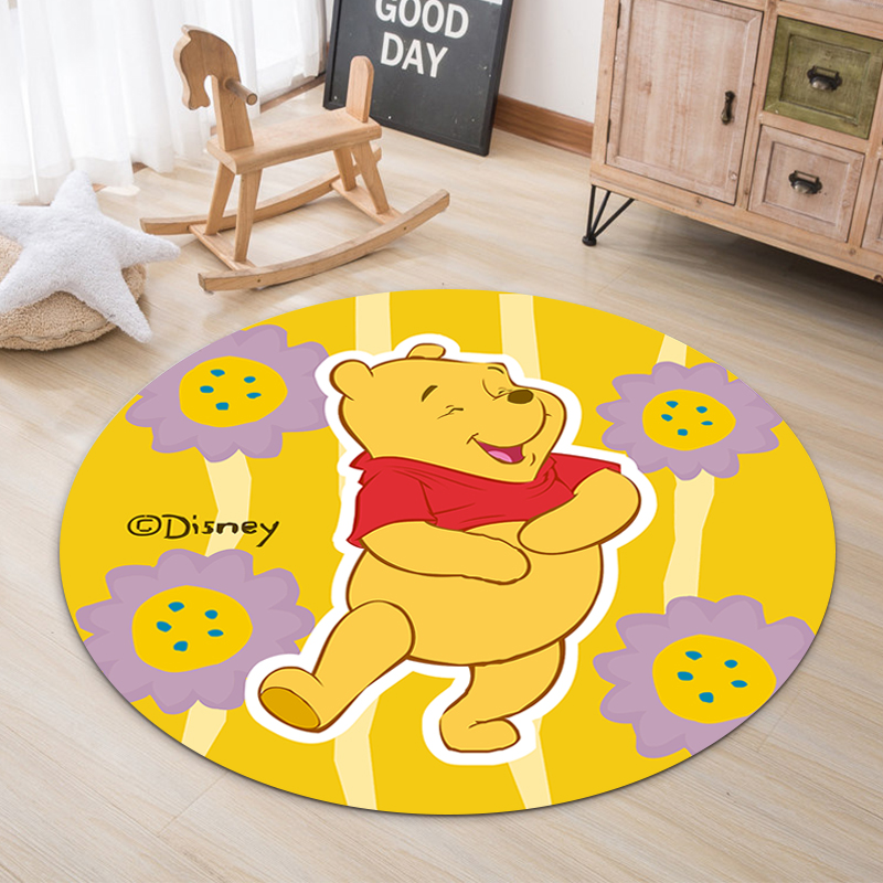 Disney Cartoon Winnie the Pooh Tür Matte Kinder Jungen Mädchen Spiel Matte Schlafzimmer Küche Teppich Innen Bad Matte Schmücken Zimmer