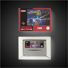 R Type III   EUR Version Action Game Card with Retail Box
