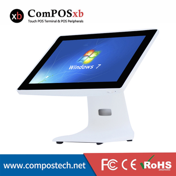 point of sale 15 inch touch screen pos system pos all in one restaurant factory price pos terminal cash register