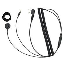 Для Vimoto V3 V8 V5S Bluetooth Шлемы-гарнитуры Соединительный кабель для Kenwood Baofeng UV-5R UV-82 GT-3 двухстороннее радио