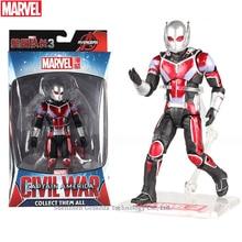 Hasbro Marvel Toys The Avenger Endgame 17CM Super Hero Ant man Thanos Wolverine Spider Man Iron Action Figure Toy Dolls