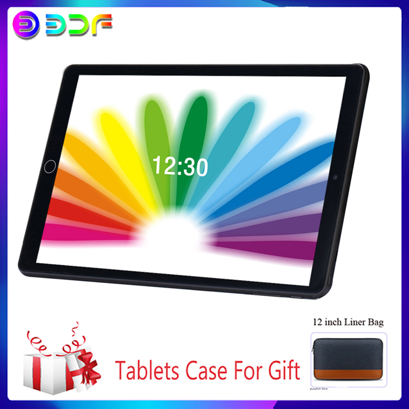 10.1 Inch Tablet Android 7.0 New System Octa Core 3G Phone Call 4GB+64GB Support GPS Wi-Fi Bluetooth 4.0 Tablet PC+Keyboard