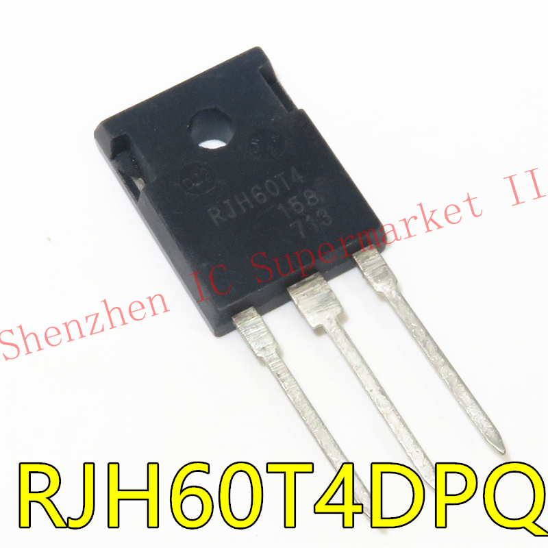 New Original RJH60T4 600V 60A RJH60T4DPQ TO-247 In Stock