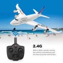 XK A150 Airbus B747 Model Plane RC Fixed-wing EPP 2.4G 3CH Remote Control