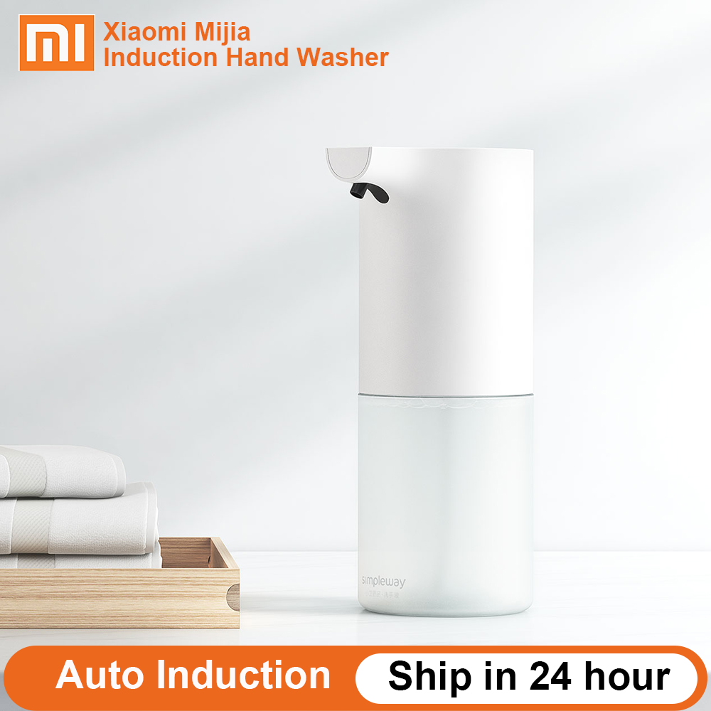 Xiaomi Mijia Auto Induction Foaming Smart Hand Washer Wash Automatic Soap 0.25s Dispenser Infrared Sensor For Home Office