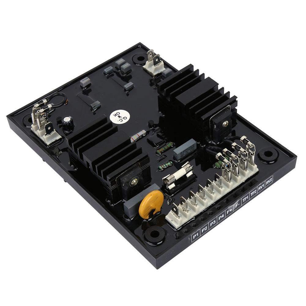 Regulador de voltaje automático del generador diésel AVR WT-2 Más V8.33 Tl866Ii Plus Universal Minipro programador Tl866 Nand Flash Avr foto Bios PROGRAMADOR Usb + 17 Uds adaptador