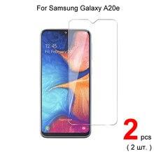 Премиум Закаленное стекло для samsung galaxy a20e защитное закаленное