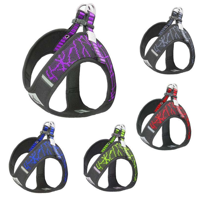 Petshy Portable Dog Pet Harness Collar Large Medium Small Dog Leash Harness Pet Traction Rope Belt Dogs Walking Harness Supplies