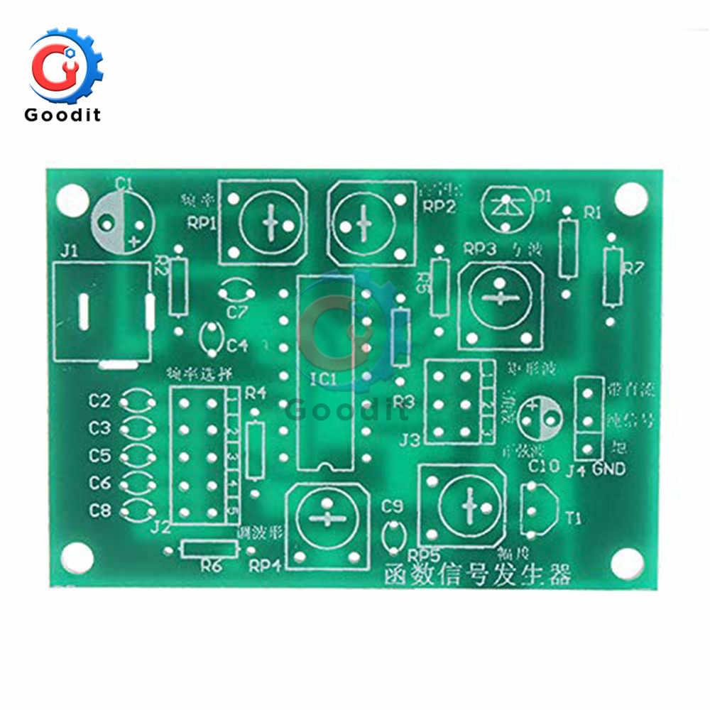 10Pcs ICL8038 Function Signal Generator Kit Multi-channel Waveform Generated Electronic Training DIY Spare Part Davitu DIY Electronic Kits