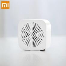 Xiaomi AI Bluetooth Lautsprecher Mini Wireless HD Qualität Tragbare Lautsprecher Spalte Mic Hände geben Anruf AI Bluetooth 5,0 Sound Box