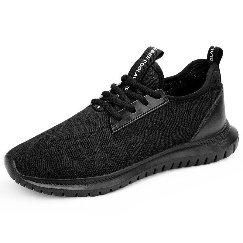 2020 New Shoes Men Light Comfort Running Walking Non-slip Men Shoes Lace-up Men Sport Shoes Big Size Outdoor Zapatillas Hombre