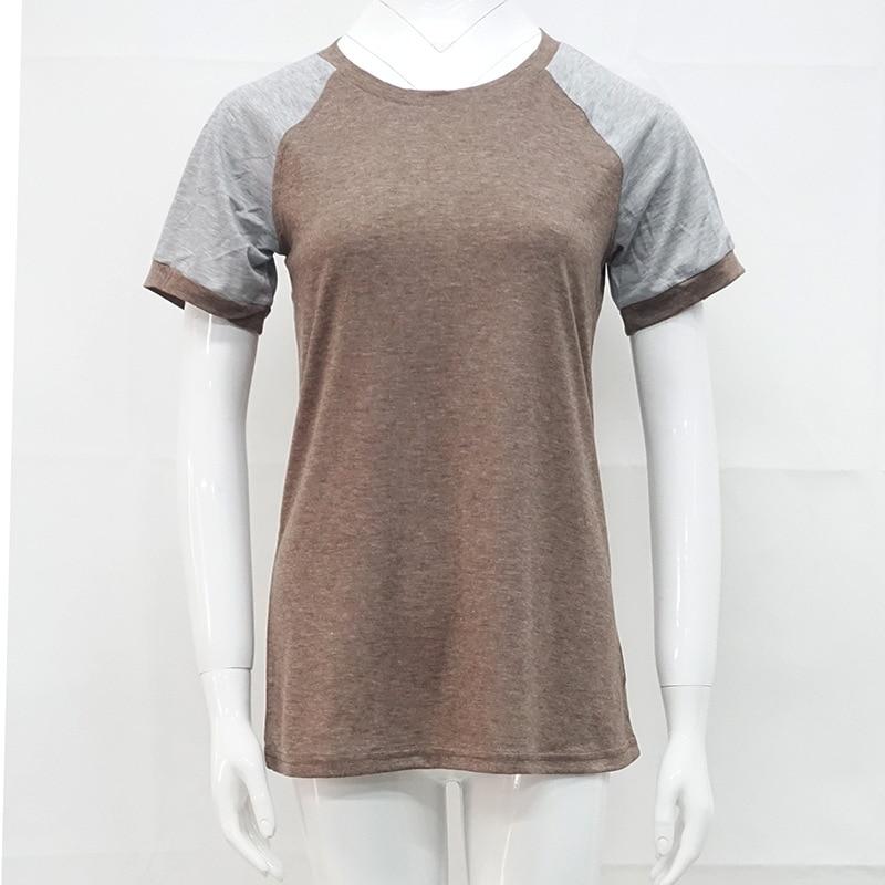 short sleeve tshirt women (2)