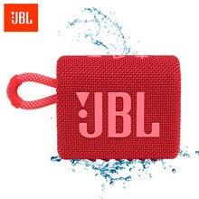 JBL GO3 Wireless Bluetooth 5.1 Speaker GO 3 Portable Waterproof Mini Speaker Outdoor Speakers Sport Bass Sound 5 Hours Battery