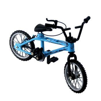 Mini rower na palec zabawki stop DIY kreatywny symulacja miniaturowy Model roweru MTB tanie i dobre opinie OOTDTY Metal CN (pochodzenie) 094F2SS307903-O app 11x8cm 4 33x3 15in Finger rowery 5-7 lat Alloy Black Blue Orange Yellow