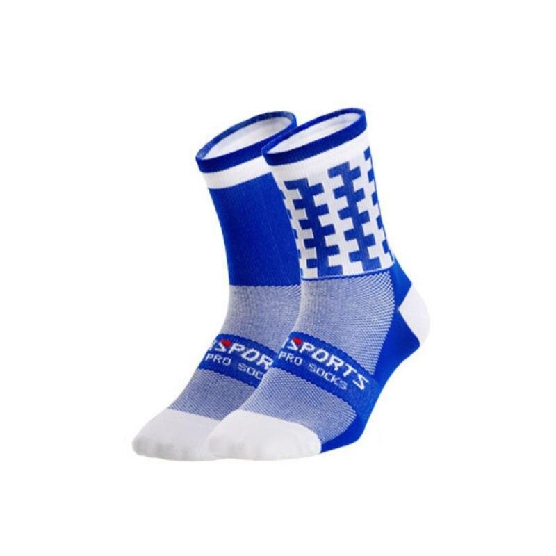1 пара профессиональных спортивных носков для мужчин и женщин, дышащие спортивные носки для тренировок, бега, походов, альпинизма