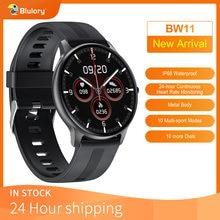 Смарт часы blulory bw11 спортивные водонепроницаемые с поддержкой